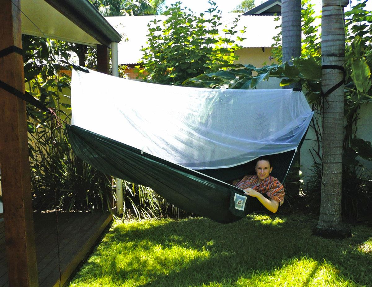 portable bug free hammock dudeiwantthat com