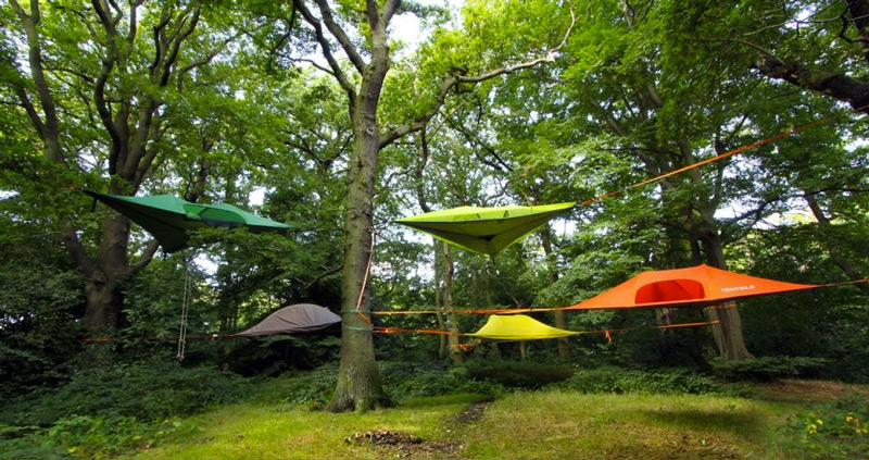 ... Tentsile Stingray Tree Tent ... & Tentsile Stingray Tree Tent | DudeIWantThat.com