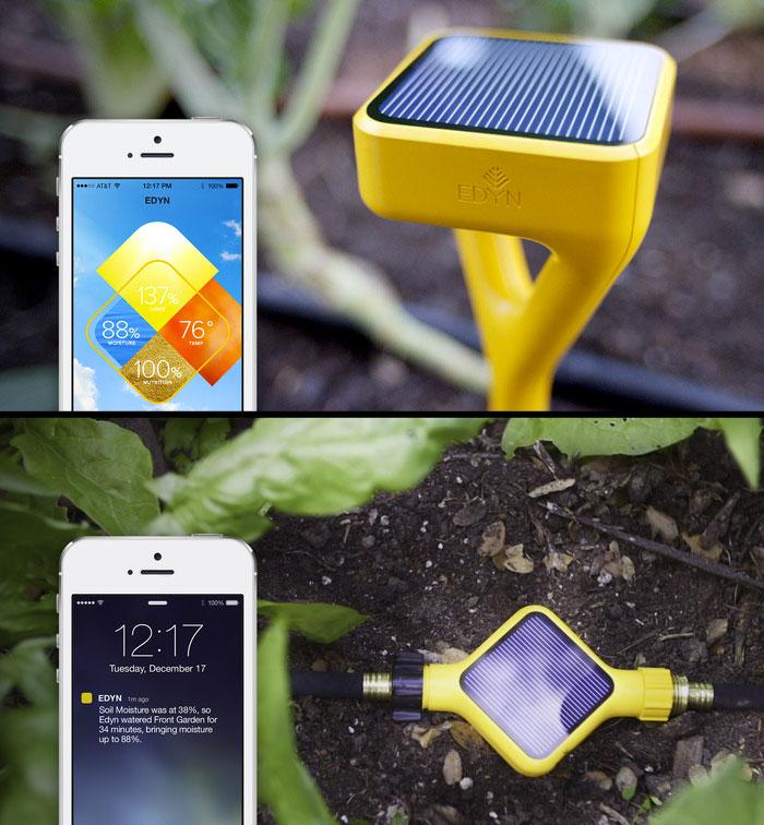 Edyn Smart Garden System. Edyn Smart Garden System   DudeIWantThat com