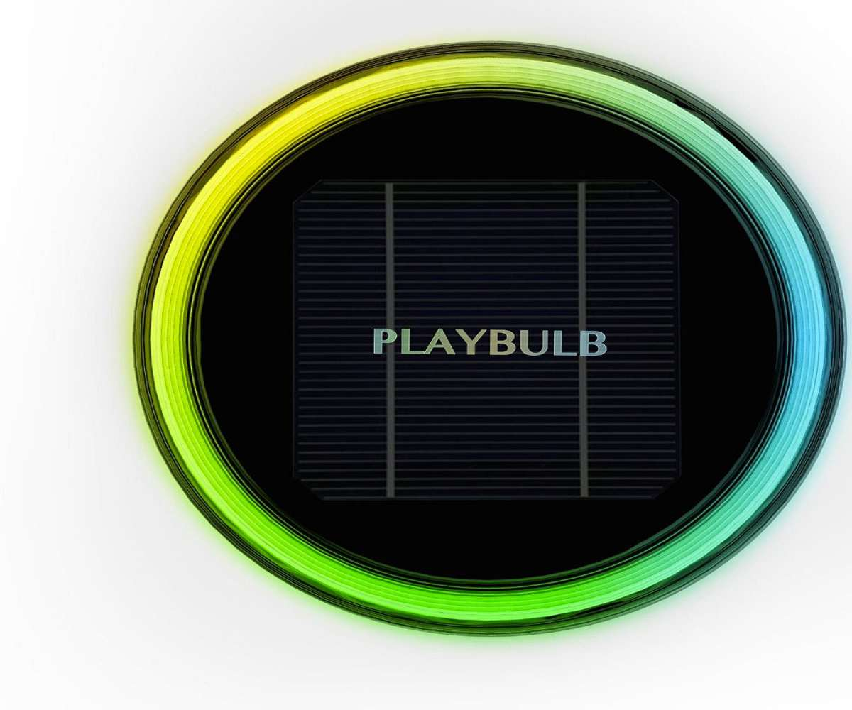 ... Playbulb Solar LED Garden Lights ...