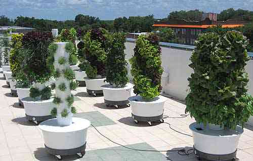 Tower Garden Growing System DudeIWantThatcom