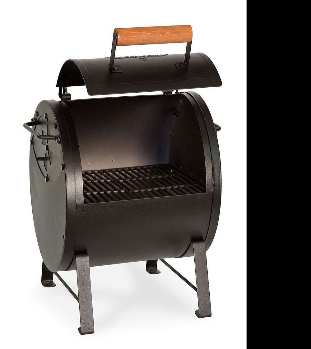 ... Table Top Charcoal Grill