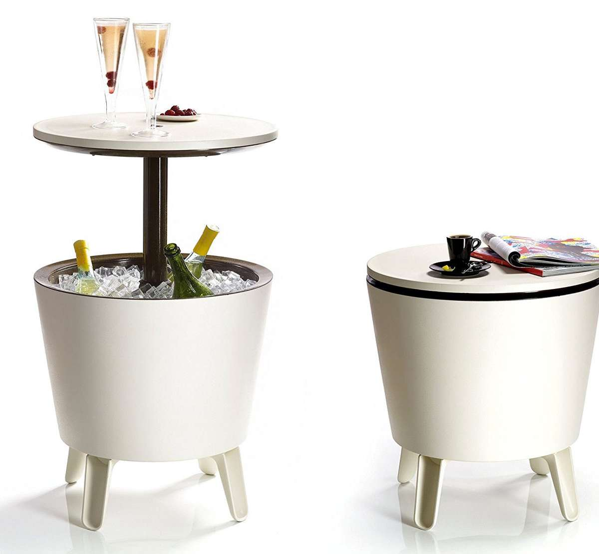 ... Keter Cool Bar   Outdoor Table U0026 Cooler ...