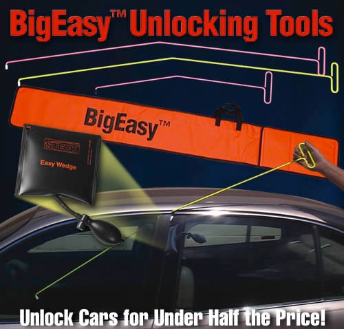 Lock Out Kit For Cars >> Easy Wedge Car Lock Out Kit Dudeiwantthat Com