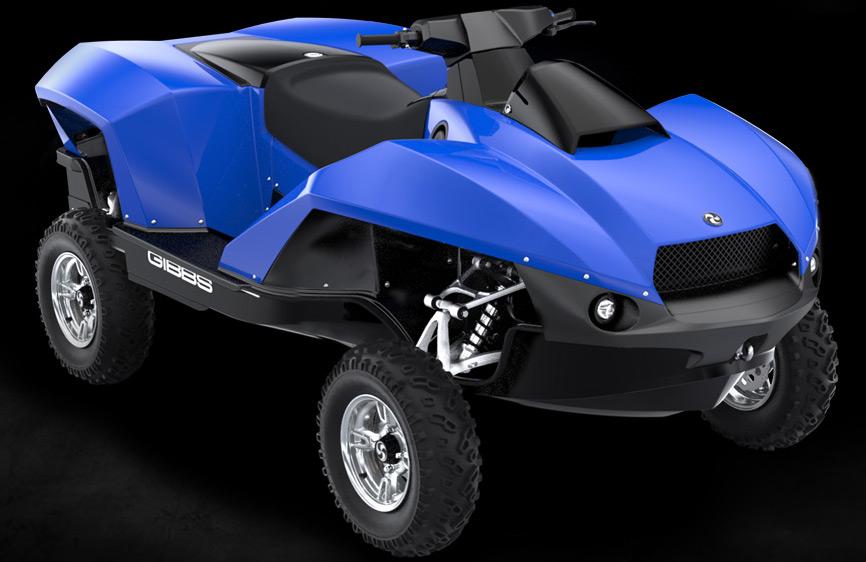Quadski  Amphibious ATV  DudeIWantThatcom