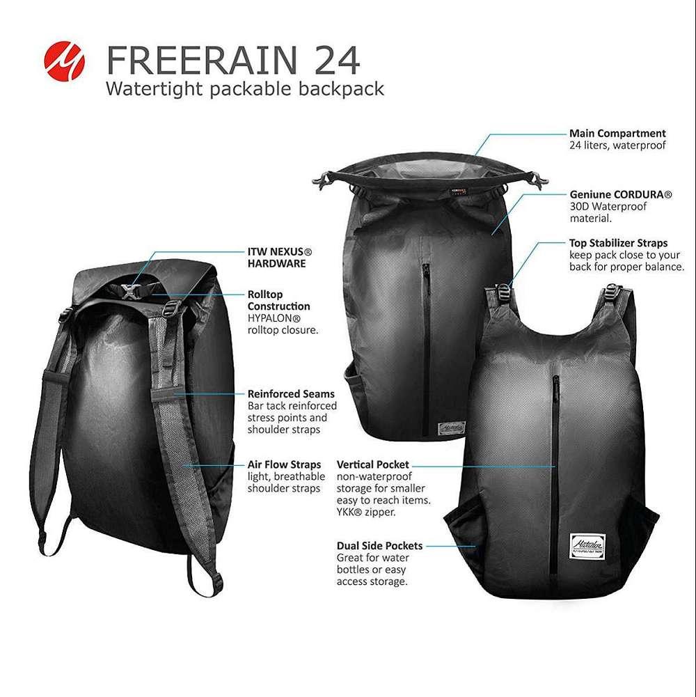 af8f985223 ... Matador Waterproof Compact Daypack ...