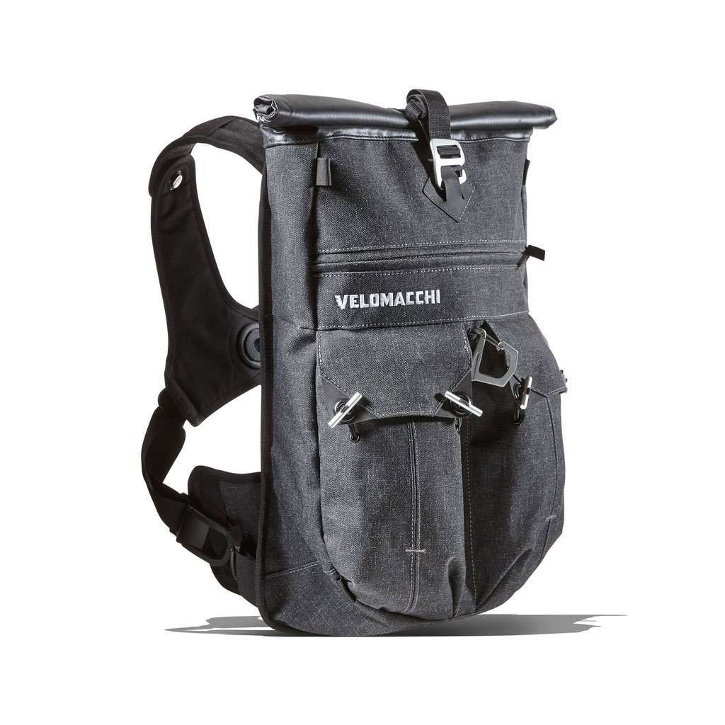 Velomacchi Waterproof Motorcycle Backpack | DudeIWantThat.com