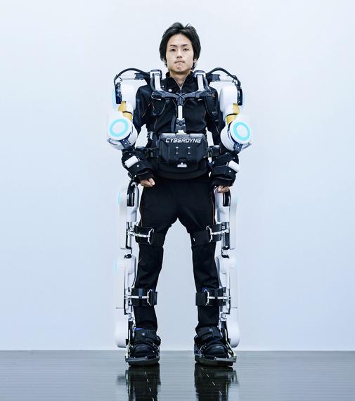 ... HAL Robot Suit - 2nd Generation ...  sc 1 st  DudeIWantThat.com & HAL Robot Suit - Next Generation Prototype | DudeIWantThat.com