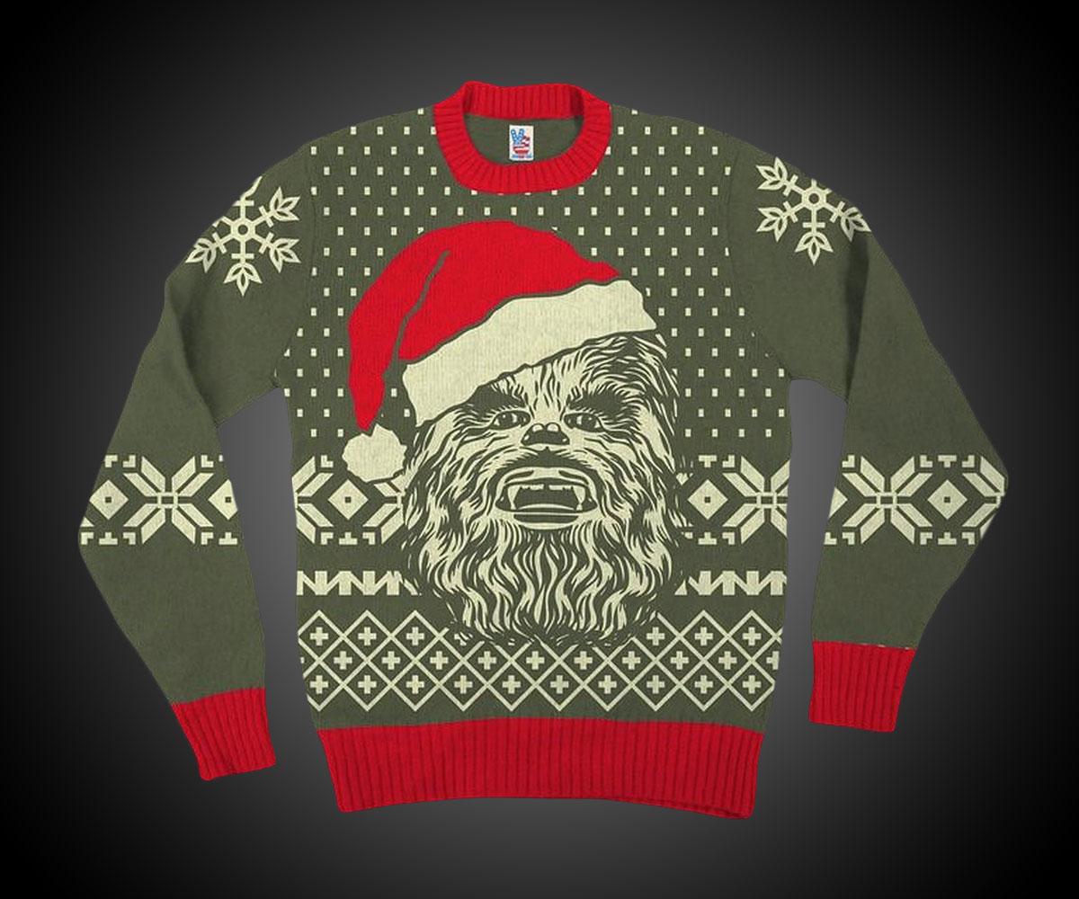 star wars ugly christmas sweaters star wars ugly christmas sweaters