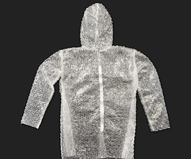 Bubble Wrap Suit Dudeiwantthatcom