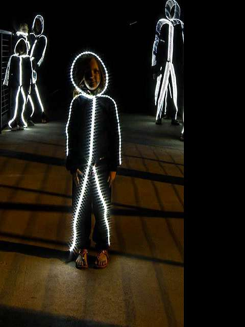... LED Stick Figure Costumes ... & LED Stickman Costumes | DudeIWantThat.com