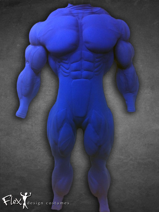 Muscle Suits Dudeiwantthat