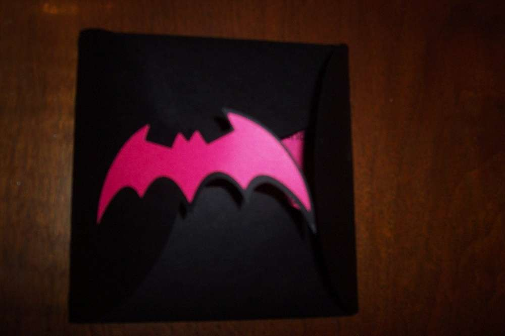 Batman Party Invitations | DudeIWantThat.com