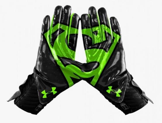 Alter Ego Football Gloves  b07d5e02e174