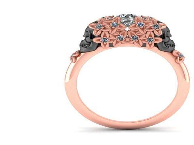 St Louis Wedding Band 32 Trend Diamond Skull Rings Diamond