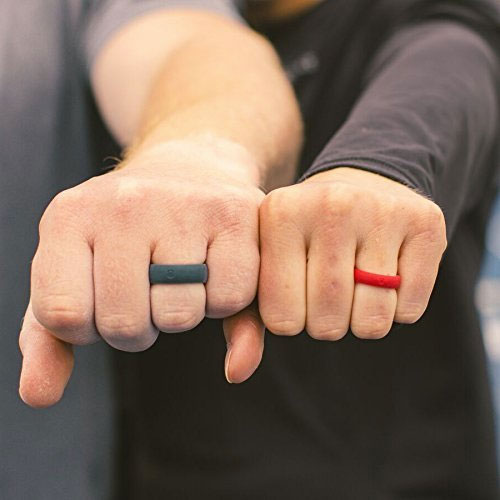 qalo wedding rings for athletes | dudeiwantthat
