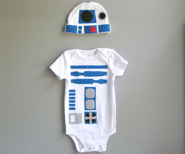 Star wars body baby