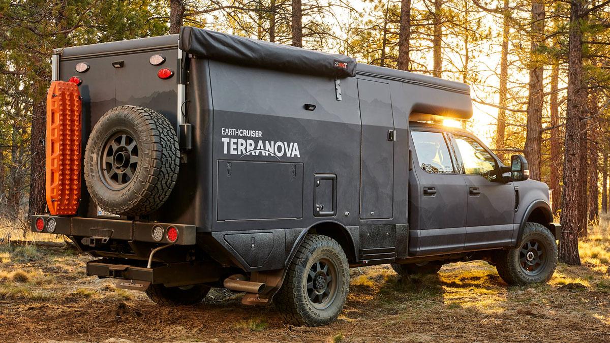 EarthCruiser Terranova Camper