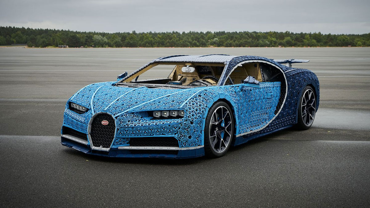 drivable 1 1 lego technic bugatti chiron. Black Bedroom Furniture Sets. Home Design Ideas