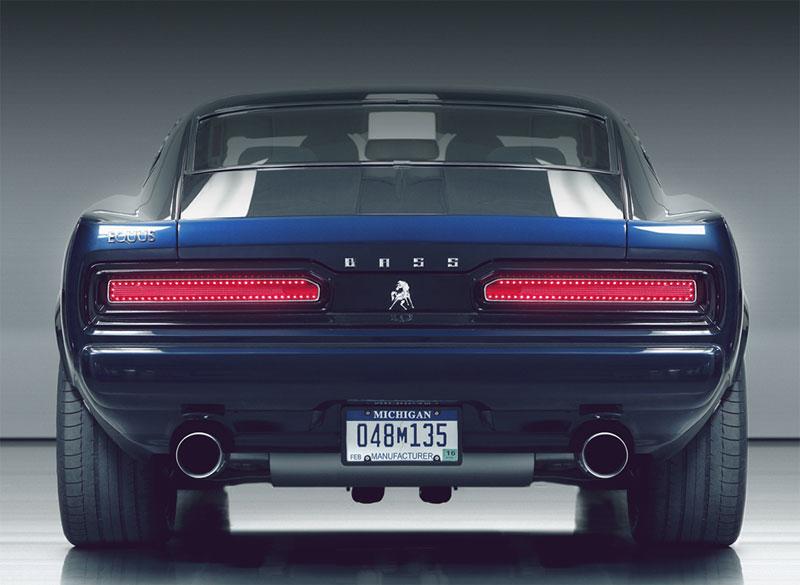 EQUUS BASS770 - New American Muscle Car | DudeIWantThat.com
