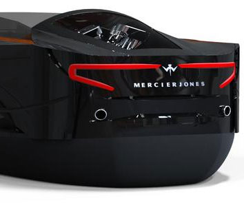Mercier-Jones Hovercraft