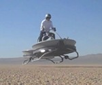 Aerofex Aerial ATV - Front View