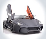 iXoost Supercar Exhaust iPod Dock