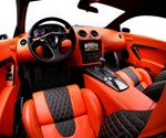 Arrinera Supercar Interior