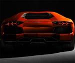 Lamborghini Aventador LP 700-4 - Back View