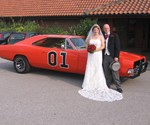 Star Cars for Hire - Dukes of Hazzard General Lee