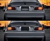 007 Motorized License Plate Masks