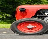 1955 Lamborghini DL25 Tractor