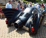 Jet Turbine Powered Batmobile-5707