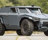 ARQUUS Scarabee Hybrid Armored 4 x 4