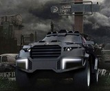 Dartz Prombron Black Shark SpyKar
