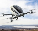 EHANG184 Life-Size Rideable Drone