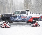 GMC Sierra 2500 Denali HD All Mountain Concept Truck