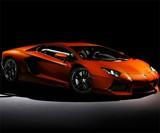Lamborghini Aventador LP 700-4 - 3/4 View