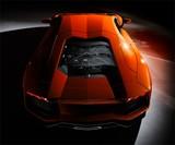 Lamborghini Aventador LP 700-4 - Roof View