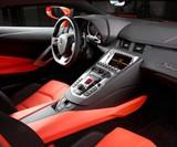 Lamborghini Aventador LP 700-4 - Interior View