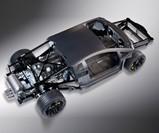 Lamborghini Aventador LP 700-4 Chassis