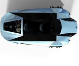 Mercier Jones Hovercraft - Top View