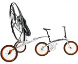 Paravelo Flying Bicycle