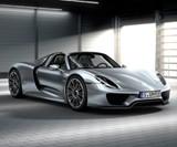 Porsche Hybrid: The 918 Spyder
