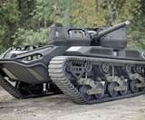 Ripsaw M5 Robotic Combat Vehicle