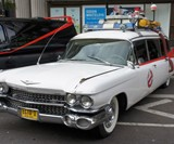 Star Cars for Hire - Ghostbusters Ecto 1