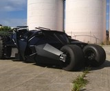 Street-Legal Tumbler Batmobile