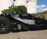 Street-Legal Tumbler Batmobile