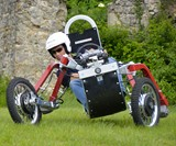 SwinCar E-Spider ATV