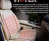 Viotek Heating & Cooling Car Seat Cushion